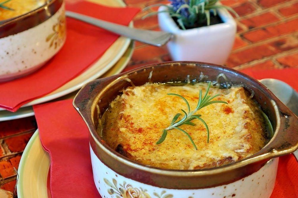 Lekkere gerechten met natuurlijke ingrediënte