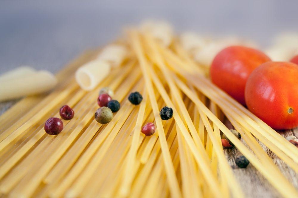 Lekkere gerechten met natuurlijke ingrediënten